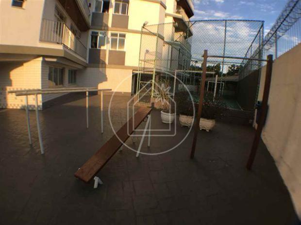 Apartamento à venda com 2 dormitórios em Maracanã, Rio de janeiro cod:810247 - Foto 3
