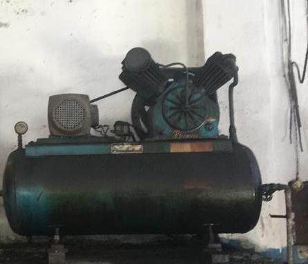 Compressores - oficina mecânica
