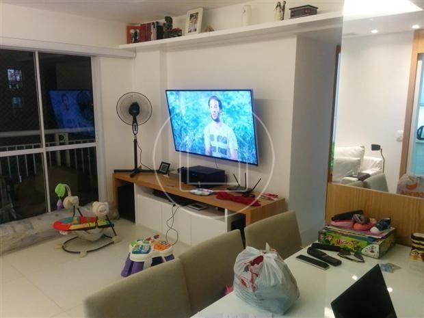 Apartamento à venda com 2 dormitórios em São cristóvão, Rio de janeiro cod:836660 - Foto 2