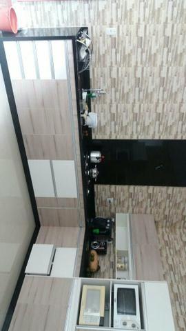 Casa nova 5 quartos rua 06 Vicente Pires alto padrão fino acabamento moderna - Foto 6