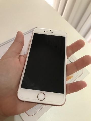 iphone 6s 128g rose completo an polis celulares e. Black Bedroom Furniture Sets. Home Design Ideas
