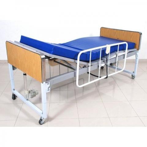Cama Hospitalar Motorizada 5 Movimentos c/ Controle- Locação