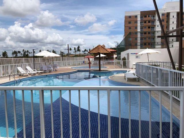 Apartamento no condomínio Viamonte Clube - Jabotiana