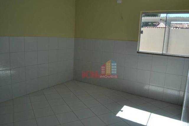 Aluga-se apartamento na rua do CEAMO Bambinos em Nova Betânia