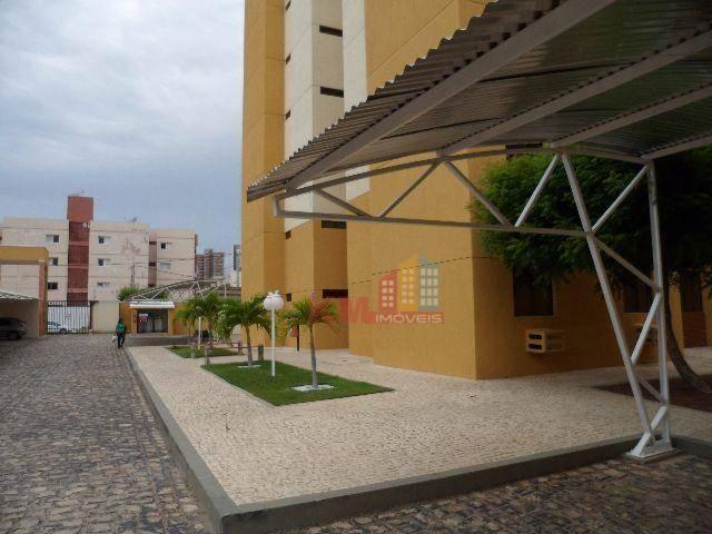 Vende-se apartamento no Residencial Damião Queiroz em Nova Betânia