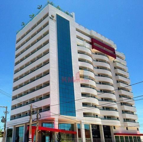 Aluga-se ou vende-se apartamento mobiliado no West Flat Mossoró