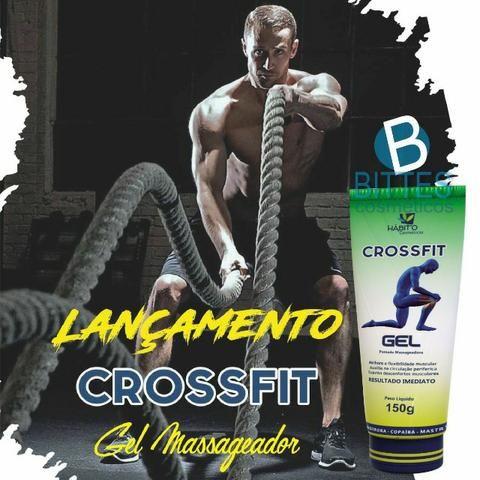 5 Gel Massageador Crossfit Para Dores Musculares - Foto 3