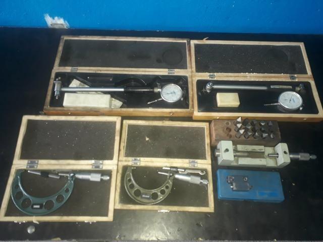 Máquina de retifica ( Broquiadeira) valor 26 mil - Foto 3