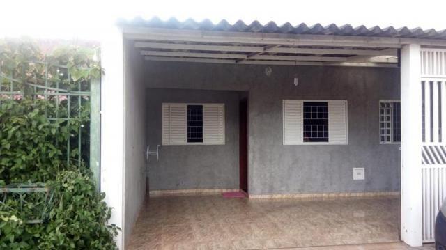 Casa 3 quartos  + casa fundos, habite-se, ACEITA FINANCIAMENTO!!