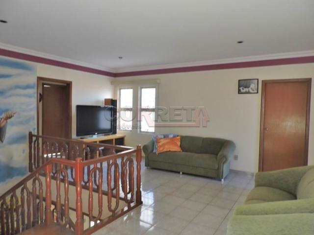 Casa à venda com 4 dormitórios em Jardim do prado, Aracatuba cod:V8798 - Foto 3