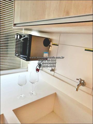 Luxo ! Decorado e Mobiliado ! 1 suite ! - Foto 18