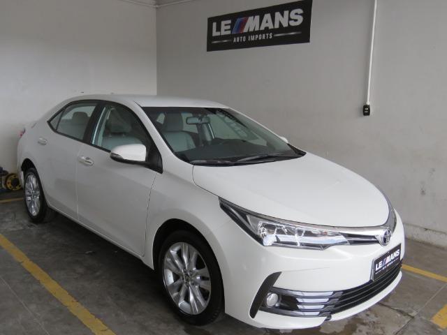 Toyota Corolla 2.0 XEi Multi-Drive S (Flex) 2018