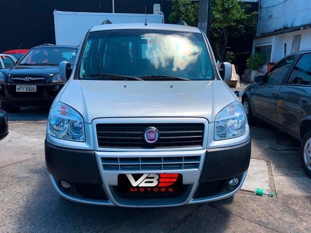 Fiat Doblo Essence 1.8, 7 lugares Novíssimo