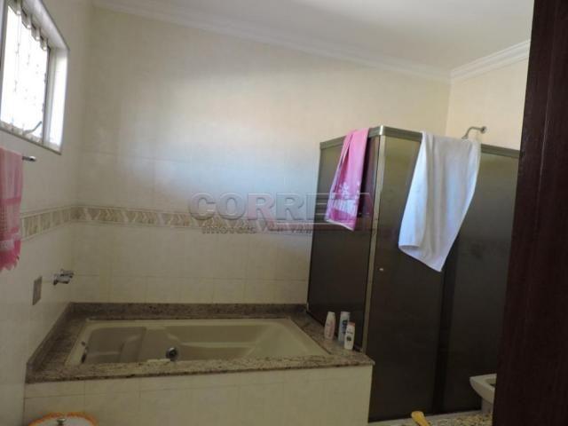 Casa à venda com 4 dormitórios em Jardim do prado, Aracatuba cod:V8798 - Foto 10