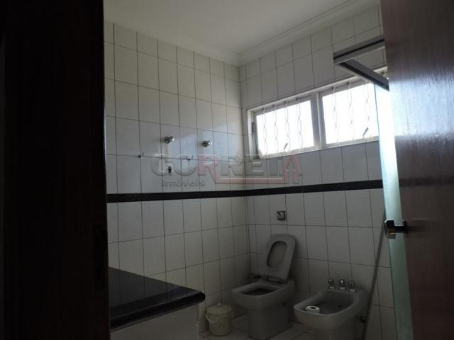 Casa à venda com 4 dormitórios em Jardim do prado, Aracatuba cod:V8798 - Foto 13
