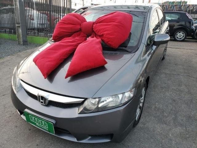 Honda Civic LXL 1.8 FLEX 4P 4P - Foto 13
