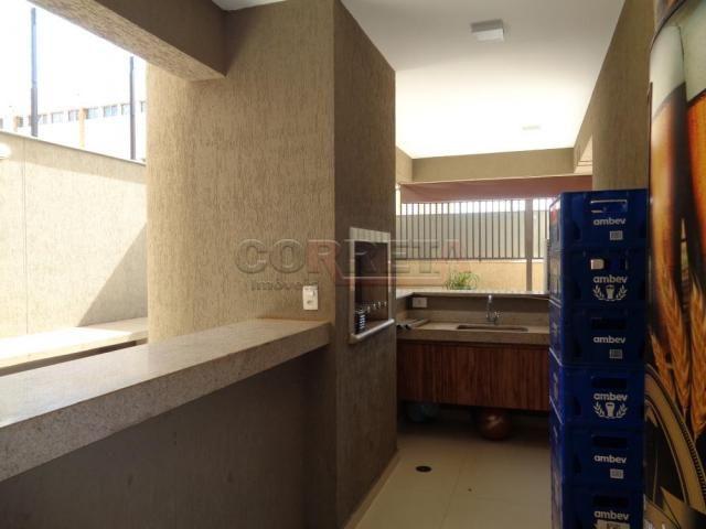 Apartamento à venda com 3 dormitórios em Vila mendonca, Aracatuba cod:V8282 - Foto 19
