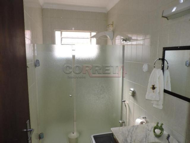 Casa à venda com 3 dormitórios em Jardim nova yorque, Aracatuba cod:V2366 - Foto 6