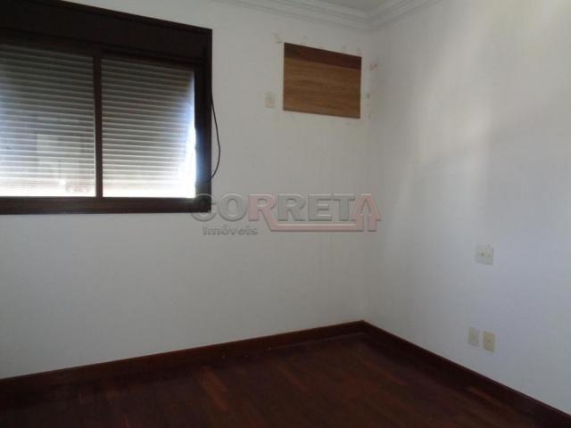 Apartamento à venda com 3 dormitórios em Vila mendonca, Aracatuba cod:V8282 - Foto 11