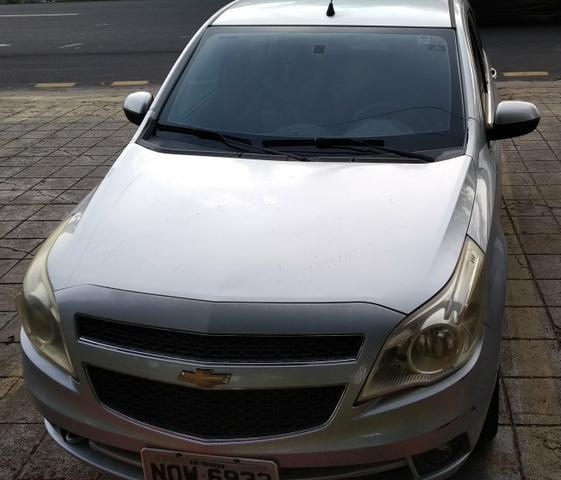 Chevrolet Agile 2010/2011 LTZ 1.4