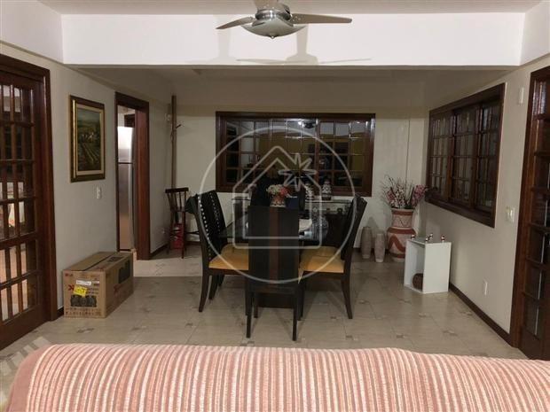 Linda sala 4 quartos ( 3 suítes + closets ) 4 vagas com piscina - Maravista - Foto 6