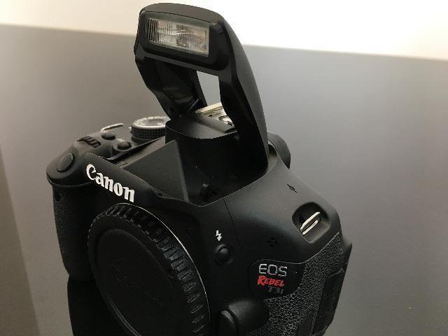 Câmera T3I / 600D (só o corpo) - Foto 3