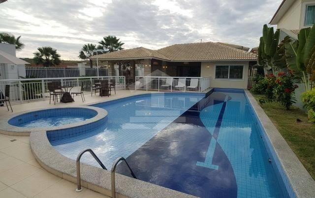 Casa Nova Fortaleza Condomínio fechado Jade Troca Permuta - Foto 6