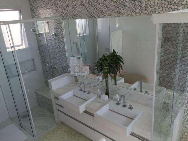 Casa de condomínio à venda com 3 dormitórios em Jardim do prado, Aracatuba cod:V5597 - Foto 7