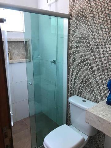 Excelente casa de condomínio, 3 quartos (2suítes), piscina, Quadra 06, Arniqueiras - Foto 15