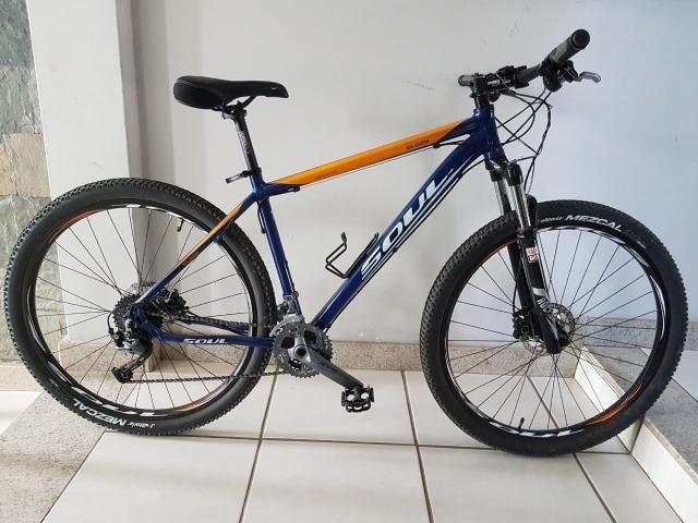 6982cb52688a0 Bicicleta Soul SL329 29   Tamanho 19
