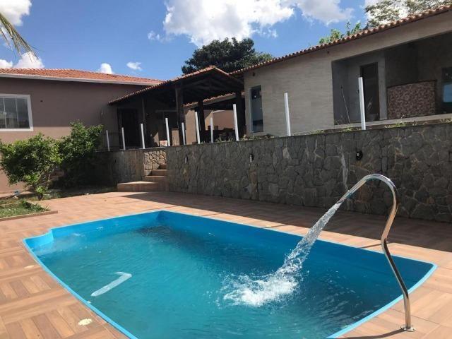 Samuel Pereira oferece: Casa Sobradinho Grande Colorado Reformada 4 suites Churrasqueira - Foto 2