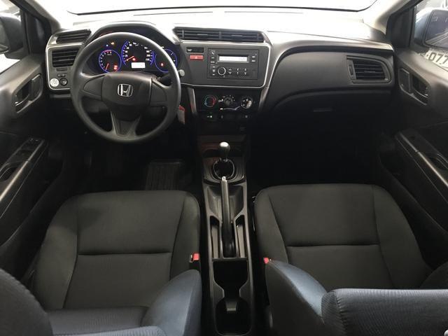 Honda City DX 1.5 Flex 16V Mec - Foto 4