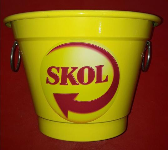 Balde de Gelo Skol 6L