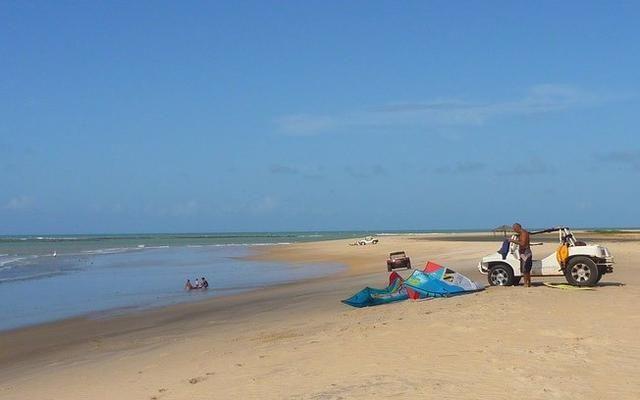 Vendo Área na Beira Mar na Paria de São Miguel do Gostoso - RN - Foto 13