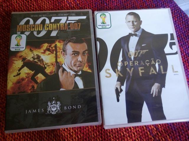 Dvd's 007 (23 reais cada) - Foto 4
