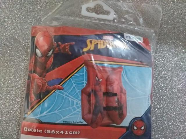 Boia Colete do Homem Aranha