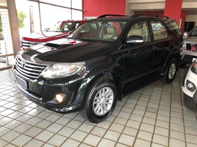 Toyota Hilux SW4 SRV_3.0D4-D_AUT._4X4_7LgareS_ExtrANoA_LacradAOriginaL_RevisadA - Foto 15