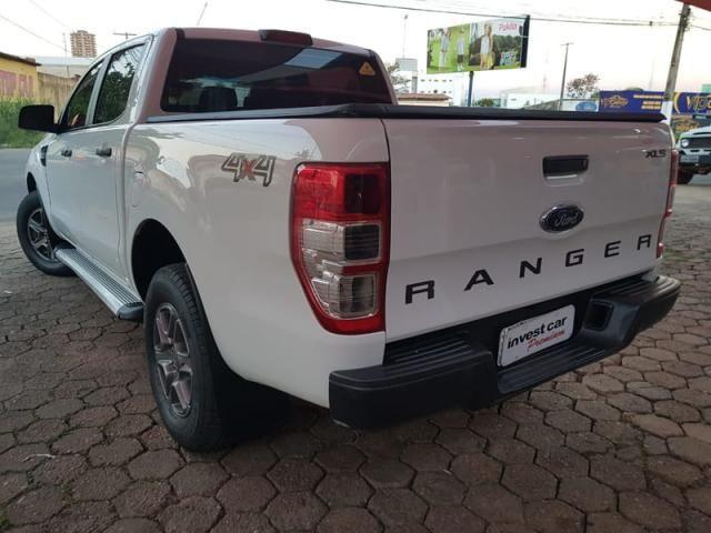 FORD RANGER XLS CD 4X4 AT DIESEL 2017 - Foto 8