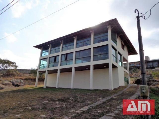 Casa com 7 dormitórios à venda, 480 m² por R$ 890.000 - Gravatá/PE - Foto 11
