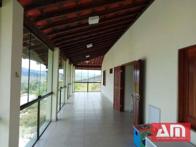 Casa com 7 dormitórios à venda, 480 m² por R$ 890.000 - Gravatá/PE - Foto 17