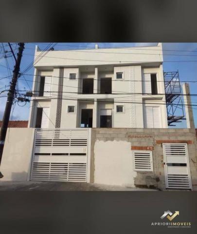 Apartamento com 2 dormitórios à venda, 43 m² por R$ 230.000,00 - Jardim Silvana - Santo An - Foto 5