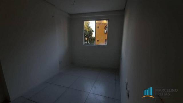 Apartamento com 3 dormitórios à venda, 71 m² por R$ 430.000,00 - Jacarecanga - Fortaleza/C - Foto 5