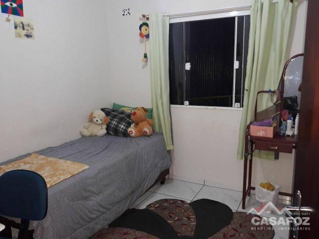 CA0107- CASA A VENDA NO JARDIM ITALIA EM FOZ DO IGUAÇU-PR - Foto 7