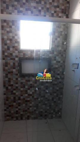 Apartamento com 2 dormitórios à venda, 96 m² por R$ 260.000,00 - Zacarias - Maricá/RJ - Foto 18