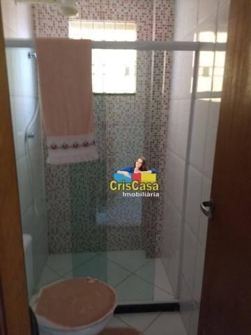 Casa com 2 dormitórios à venda, 145 m² por R$ 330.000,00 - Enseada das Gaivotas - Rio das  - Foto 9