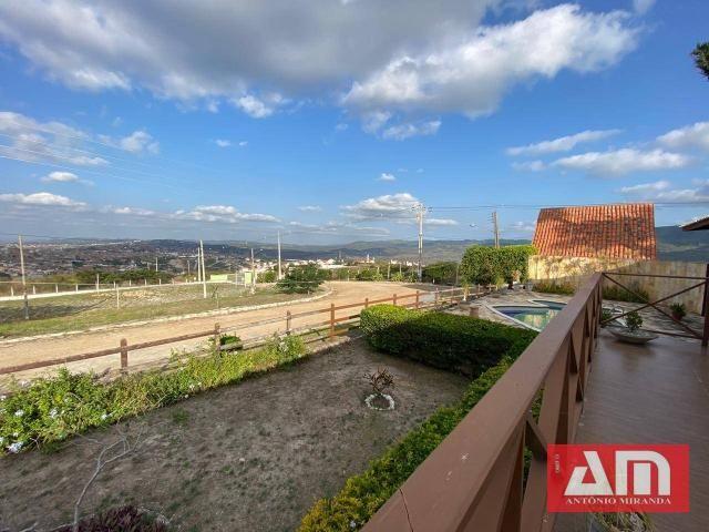 Casa com 5 dormitórios à venda, 400 m² por R$ 990.000,00 - Novo Gravatá - Gravatá/PE - Foto 19