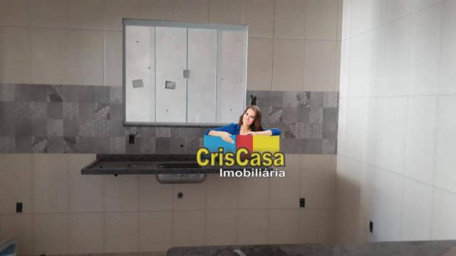 Apartamento com 2 dormitórios à venda, 96 m² por R$ 260.000,00 - Zacarias - Maricá/RJ - Foto 14