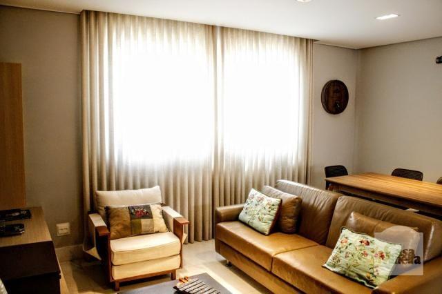 Apartamento à venda com 3 dormitórios em Novo são lucas, Belo horizonte cod:271216 - Foto 4