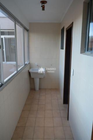 Apto Reformado 3 Dorm Suite Garagem 2 Sacadas de Frente Closet Centro - Foto 15