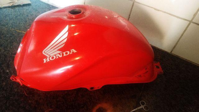 Tanque da  Honda cb 300 - Foto 4